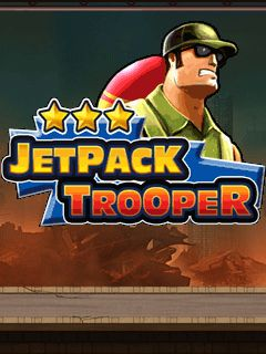 Download free mobile game: Jetpack trooper - download free games for mobile phone