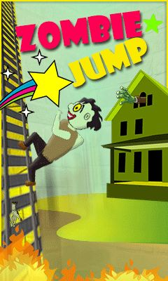 Download free mobile game: Zombie jump - download free games for mobile phone