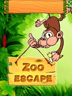 Download free mobile game: Zoo escape - download free games for mobile phone