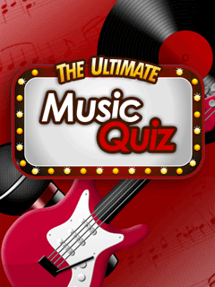 Download free mobile game: Ultimate music quiz - download free games for mobile phone