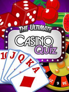 Download free mobile game: Ultimate casino quiz - download free games for mobile phone