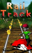 Download free Rail track - java game for mobile phone. Download Rail track