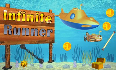 Download free mobile game: Infinite runner - download free games for mobile phone