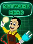 In addition to the  game for your phone, you can download Network hero for free.