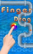 In addition to the  game for your phone, you can download Finger drag for free.