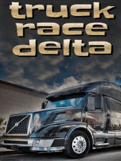 Download free mobile game: Truck race delta - download free games for mobile phone