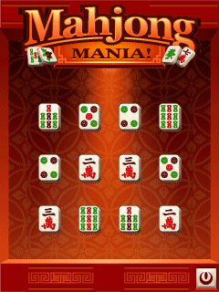 Download free mobile game: Mahjong mania! - download free games for mobile phone