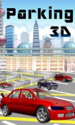 In addition to the  game for your phone, you can download Parking 3D for free.