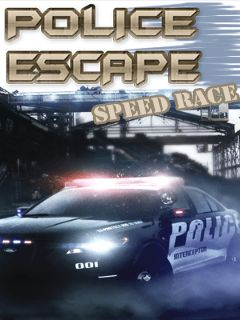 Download free mobile game: Police escape speed race - download free games for mobile phone