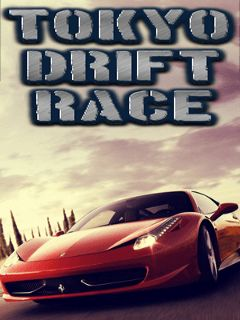 Download free mobile game: Tokyo drift race - download free games for mobile phone