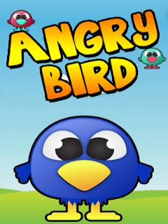 Download free mobile game: Angry bird - download free games for mobile phone