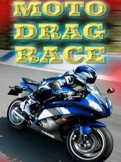 Download free mobile game: Moto drag race - download free games for mobile phone