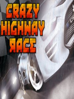 Download free mobile game: Crazy highway race - download free games for mobile phone