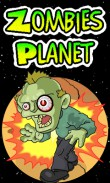 In addition to the  game for your phone, you can download Zombies planet for free.