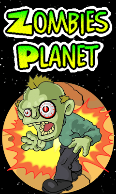 Download free mobile game: Zombies planet - download free games for mobile phone