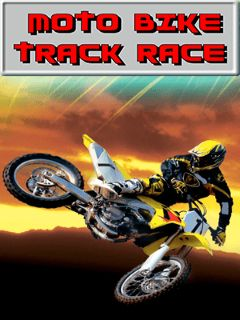 Download free mobile game: Moto bike track race - download free games for mobile phone
