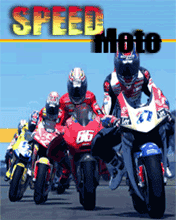 Download free mobile game: Speed moto - download free games for mobile phone