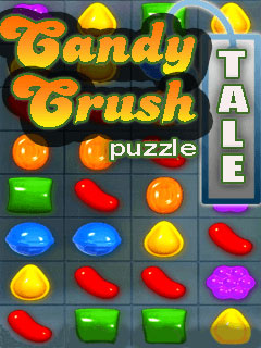 Download free mobile game: Candy crush puzzle tale - download free games for mobile phone
