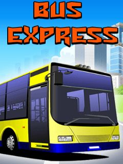 Download free mobile game: Bus express - download free games for mobile phone