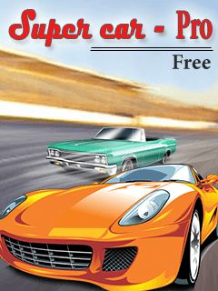 Download free mobile game: Super car 2 Pro - download free games for mobile phone