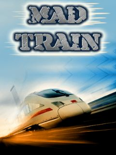 Download free mobile game: Mad train - download free games for mobile phone