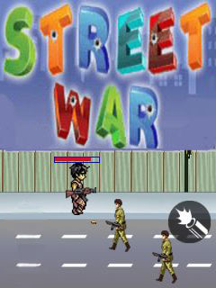 Download free mobile game: Street wars - download free games for mobile phone