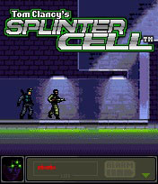 Download free mobile game: Splinter Cell mobile - download free games for mobile phone