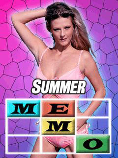 Download free mobile game: Summer memo: Hard Romana - download free games for mobile phone