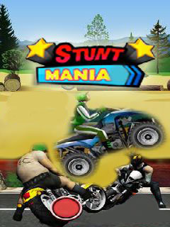 Download free mobile game: Stunt mania - download free games for mobile phone