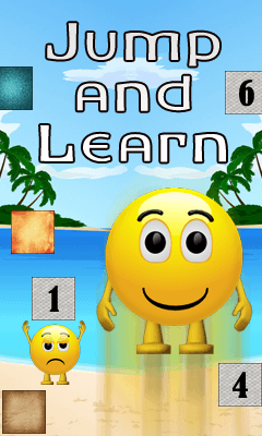 Download free mobile game: Jump and learn - download free games for mobile phone