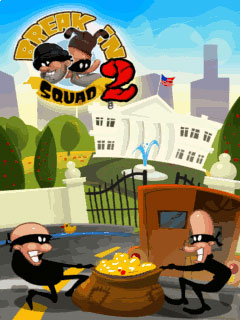 Download free mobile game: Break in squad 2 - download free games for mobile phone