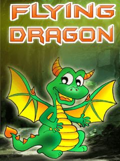 Download free mobile game: Flying dragon - download free games for mobile phone