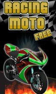 In addition to the  game for your phone, you can download Racing moto free for free.