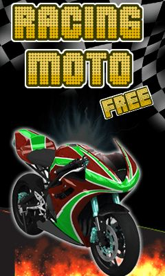 Download free mobile game: Racing moto free - download free games for mobile phone