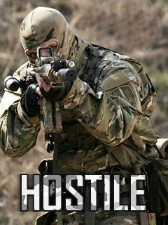 Download free mobile game: Hostile 3D: Patriots - download free games for mobile phone