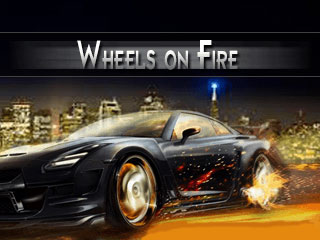 Download free mobile game: Wheels on fire - download free games for mobile phone