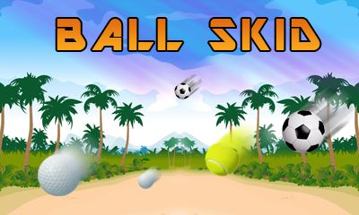 Download free mobile game: Ball skid - download free games for mobile phone