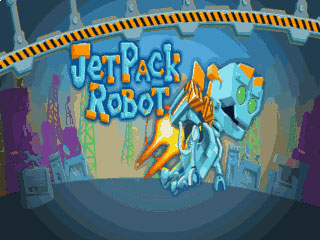 Download free mobile game: Jetpack robot - download free games for mobile phone