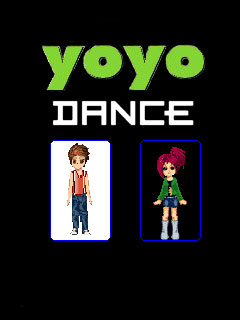 Download free mobile game: Yoyo dance - download free games for mobile phone