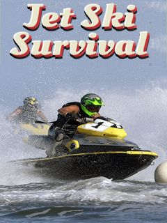 Download free mobile game: JetSki survival - download free games for mobile phone