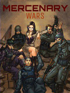 Download free mobile game: Mercenary wars - download free games for mobile phone