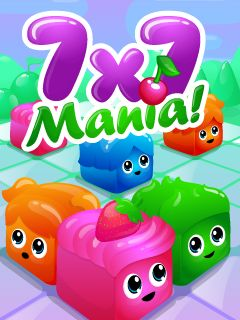 Download free mobile game: 7x7 Mania! - download free games for mobile phone