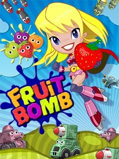 Download free mobile game: Fruit bomb - download free games for mobile phone