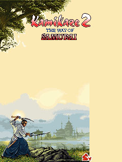 Download free mobile game: Kamikaze 2: The way of samurai - download free games for mobile phone