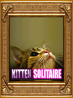 Download free mobile game: Kat Solitaire - download free games for mobile phone
