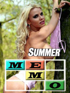 Download free mobile game: Summer memo: Hard Tamara - download free games for mobile phone