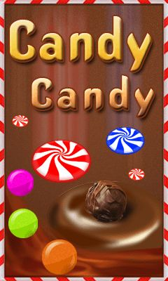 Download free mobile game: Candy candy - download free games for mobile phone