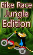 In addition to the  game for your phone, you can download Bike race jungle edition for free.
