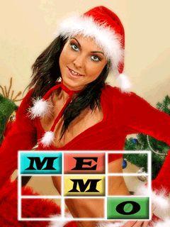 Download free mobile game: Christmas memo: Sanja - download free games for mobile phone