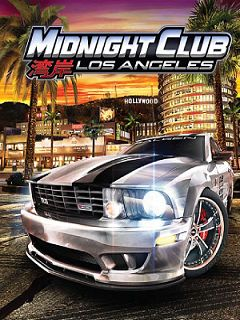 Download free mobile game: Midnight club: Los Angeles - download free games for mobile phone